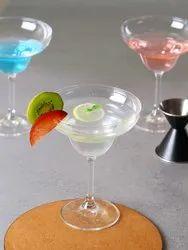 Crystal Margarita Glass
