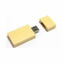 Wooden Pen Drive, Memory Size: 32 Gb