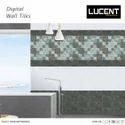 Porcelain Lucent Designer Wall Tile