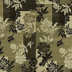 Flower Cotton Digital Printed Fabric