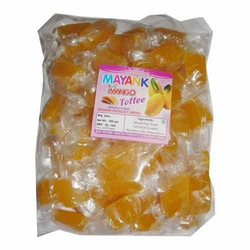 Mayank Mango Aam toffee, Packaging Type: Packet, Packaging Size: 500 G