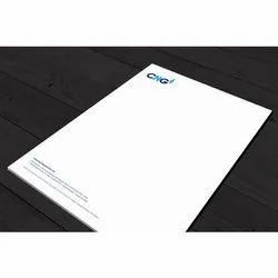 Paper Letter Head Printing Services, in Pan India