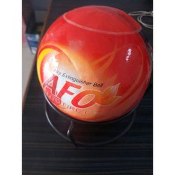 Mild Steel Fire Extinguisher Ball, Capacity: 2Kg