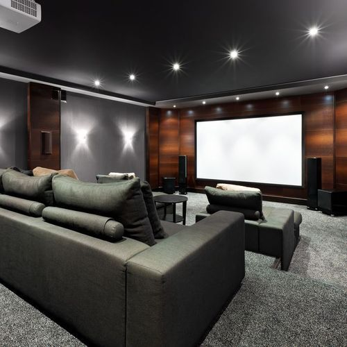 Acoustic Mini Home Theater Setup Service in Paya Soc, Pune, Phoenix ...