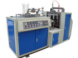 OM Semi Automatic Disposable Paper Cup Machine