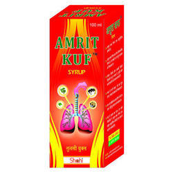 Amrit Kuf Herbal Cough Syrup