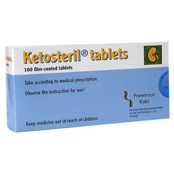Ketosteril Tablets 100 film-coated Tablets