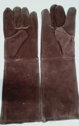 Welding Leather Gloves 18 Inch