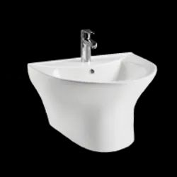 Benelave Integrated Pedestal Washbasins