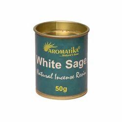 White Sage Resin 50 Gram Jar Pack
