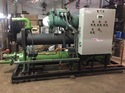 Water Cooled Screw Chillers- Single Compressor