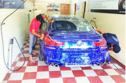 Maruti Car Washing Services