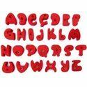Entre-Prises Alphabet Climbing Holds