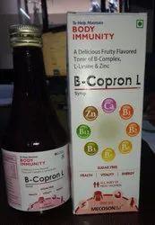 Vitamin B-Complex L-lysine  Zinc Syrup