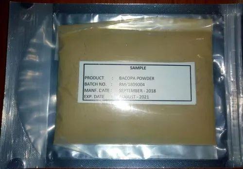Brahmi Plant Extract - Bacopa monnieri