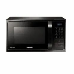 Black 28 L Samsung Convection Microwave Oven
