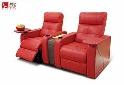 Manual and Motorised Armonia Home Theater Recliner, Seating Capacity: 1