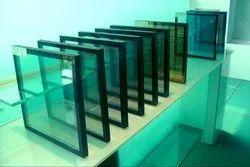 South Glass Multicolor Dgu Glass