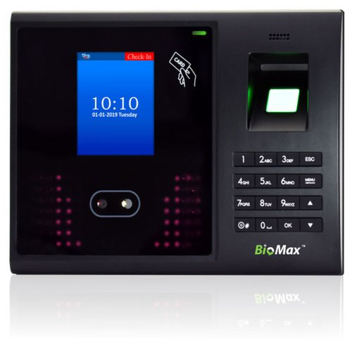 Bio Max BM200 Face Recognition Time Attendance System