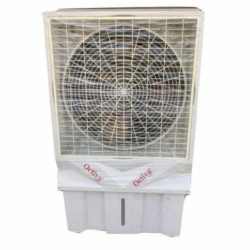 Octiva 5008 Jumbo White 160 Liter Air Cooler, Voltage: 200 V