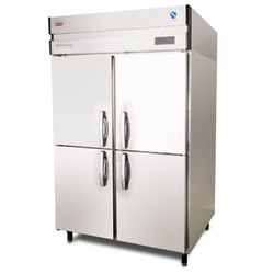 Four Door Commercial Freezer
