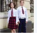 Black , White  School Dresses