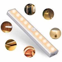 Realbuy LED Wardrobe Light 5 w With Motion Sensor - Neutral White 4000k