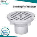 Plastic Swimming Pool Wall Return