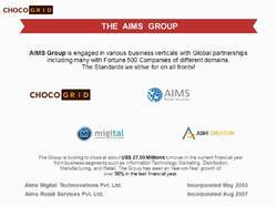 Aims Migital Technovations Private Limited - Service