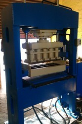 Mechanical Type Fly Ash Brick Making Machine