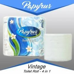 2 Ply Toilet Roll 4-in-1
