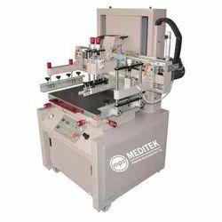 Meditek Semi Automatic Screen Printing Machines