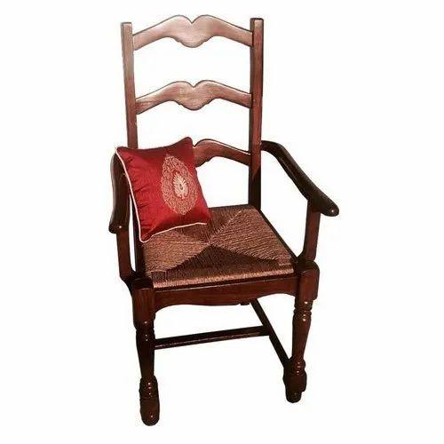Superb Mango Wood Village Dining Chair Camellatalisay Diy Chair Ideas Camellatalisaycom