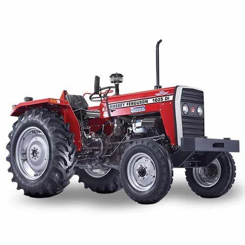 Massey Ferguson 1035 DI 40 HP Tonner Tractor, Fuel Tank