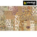 Orientbell Tiles Orientbell ODH HANDICRAFT HL Ceramic Wall Tile, Size: 300X450 mm