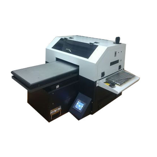 Semi Automatic Garment Printing Machine