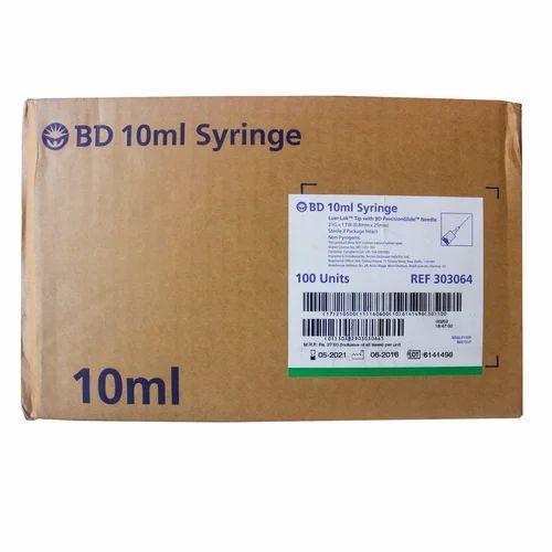 BD Syringe - 20 ml BD Syringe Wholesale Trader from Mumbai