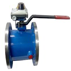 Shut Off Jacketed Ball Valve