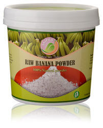 Raw Banana Powder ( Green Banana Powder )