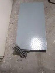 floor scale.