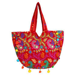 Multicolor Traditional Handcrafted Bag