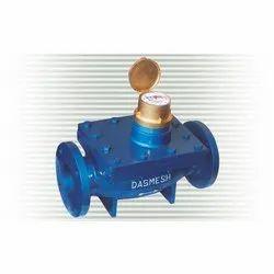 Interchangeable Type Removable Mechanism Water Meter