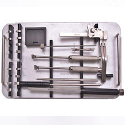 Cervical Cage Instrument Set