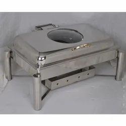 Rectangular Hydraulic Chaffing Dish