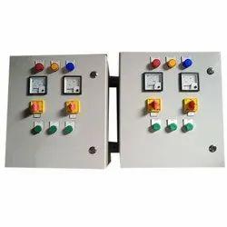 12.5 Sheet Metal 12 HP DOL Starter Panel, For Industrial