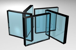 Blue Insulated Glass