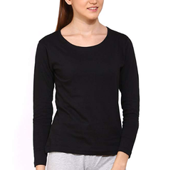 Ladies Full Sleeves T-Shirt