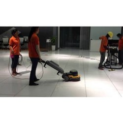 Factory Floor Cleaning Services