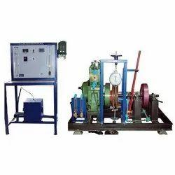 Multi Cylinder Diesel Engine Test Rig with Hydraulic Loading