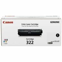 Canon 322 Black Toner Cartridge